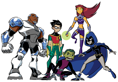Do you remember the Teen Titans?