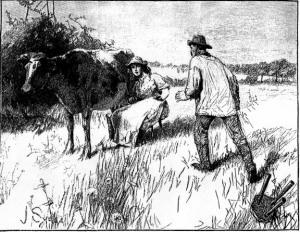 An illustration of Tess of D'Urbervilles. Source - Wikipedia