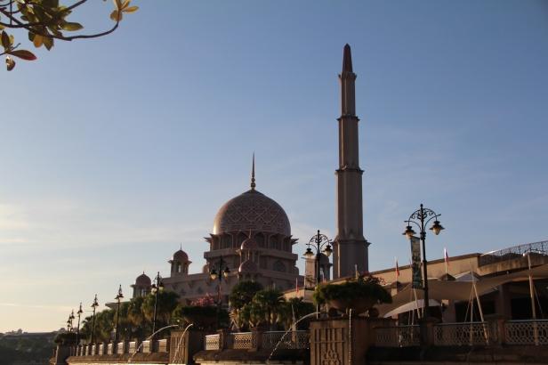 The Putra Mosque